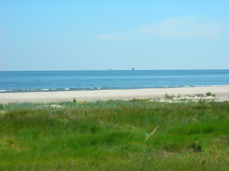 Grand Isle Camp Rentals